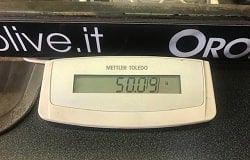 la valutazione dell'oro viene eseguita con display digitali