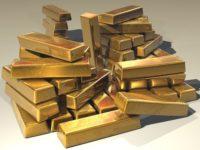 L'oro viene quotato e venduto anche in forma di lingotti