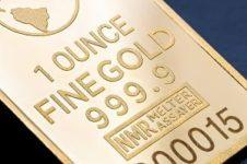 lingotto oro puro 24 kt oro 999