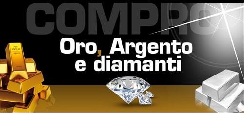 OroLive compro diamanti Roma